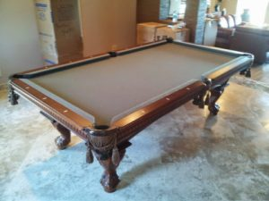 gold coast pool table removalists